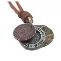 Мъжко колие с монети