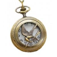 Дамски часовник с птица и копие