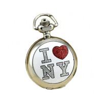 """Дамско колие """"I love NY"""""""