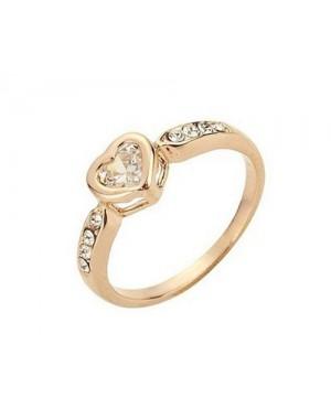 Дамски пръстени със сърце