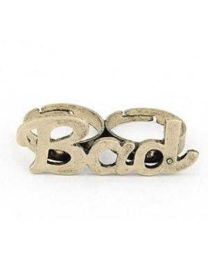 """Дамски пръстени """"BAD"""""""
