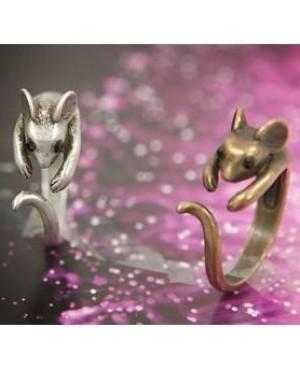 Дамски пръстени с мишле