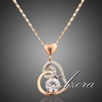 Дамски бижута със сърце Azora