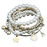 Дамски гривни от перли